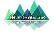 Natural Reflections by Donna Hoyack Logo